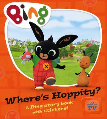 Where's Hoppity? -
