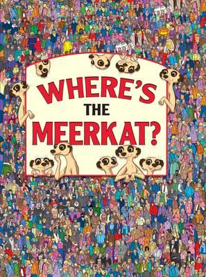Where's the Meerkat? - Moran, Paul