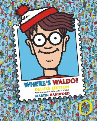 Where's Waldo?: Deluxe Edition -