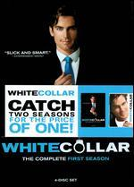 White Collar: The Complete First and Second Seasons [8 Discs]