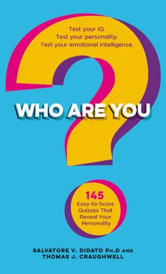 Who Are You? - Didato, Salvatore V, Dr., PH.D., and Craughwell, Thomas J