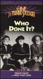 Who Done It? - Edward Bernds