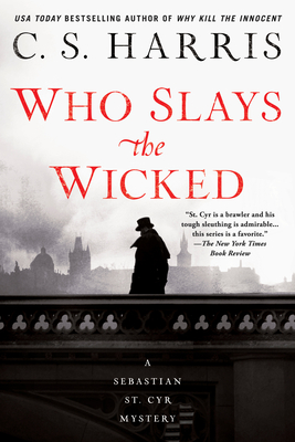 Who Slays the Wicked - Harris, C S