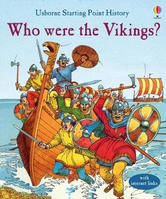 Who Were the Vikings? - Chisholm, Jane, and Reid, Struan