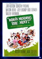 Who's Minding the Mint? - Frank Tashlin; Howard Morris