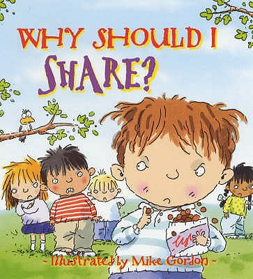 Why Should I Share? - Llewellyn, Claire