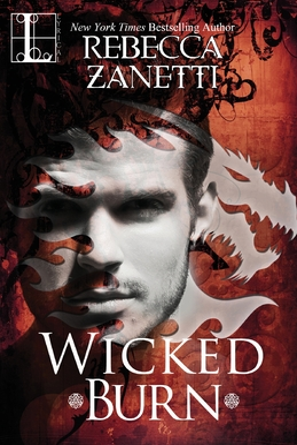 Wicked Burn - Zanetti, Rebecca