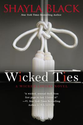 Wicked Ties - Black, Shayla