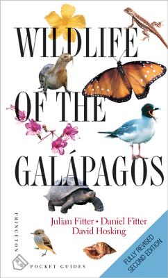 Wildlife of the Galapagos - Fitter, Julian