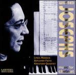 Wilfred Josephs: Music for Clarinet