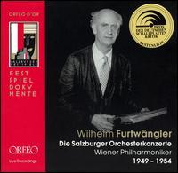 Wilhelm Furtwängler, 1949-1954 - Anton Dermota (tenor); Dietrich Fischer-Dieskau (baritone); Irmgard Seefried (soprano); Josef Greindl (bass);...