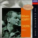 Wilhelm Kampff Plays Chopin, Vol. 2