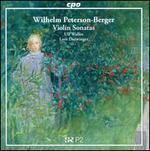 Wilhelm Peterson-Berger: Violin Sonatas
