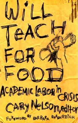 Will Teach for Food - Nelson, Cary