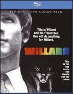 Willard [Blu-ray/DVD] [2 Discs]