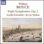 William Boyce: Eight Symphonies, Op. 2