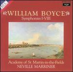 William Boyce: Symphonies I-VIII