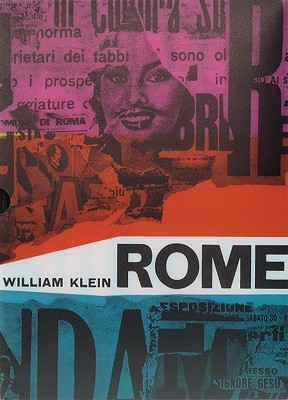 William Klein: Rome - Klein, William (Photographer), and Moravia, Alberto (Text by), and Pasolini, Pier Paolo (Text by)