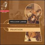 William Lawes: Consorts in Four and Five Parts
