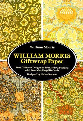 William Morris Giftwrap Paper - Morris, William, and Norman, Elaine, Professor (Designer)