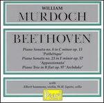 William Murdoch Plays Beethoven