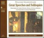 William Shakespeare: Great Speeches And Soliloquies