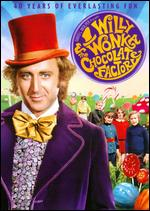 Willy Wonka and the Chocolate Factory [40th Anniversary Edition] - Mel Stuart
