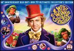 Willy Wonka and the Chocolate Factory [Ultimate Collector's Edition] [French] [Blu-ray/DVD]