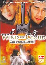 Wind and Cloud: The Storm Riders - Raymond Lee