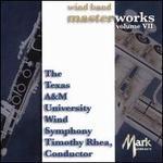 Wind Band Masterworks, Vol. 7