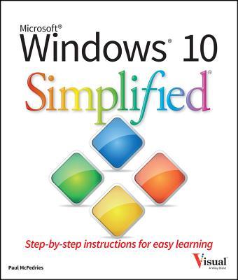 Windows 10 Simplified - McFedries, Paul