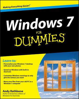 Windows 7 for Dummies - Rathbone, Andy
