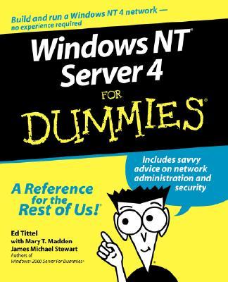 Windows NT Server 4 for Dummies - Tittel, Ed