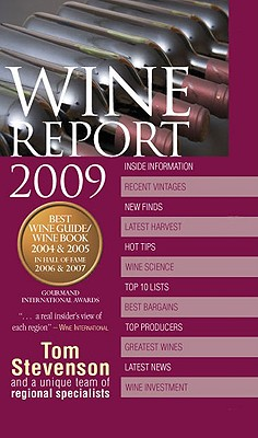 Wine Report - Stevenson, Tom