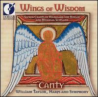 Wings of Wisdom - Canty; William Taylor (hurdygurdy); William Taylor (harp)