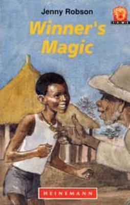 Winner's Magic - Robson, Jenny
