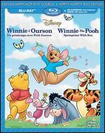 Winnie the Pooh: Springtime With Roo [French Edition]