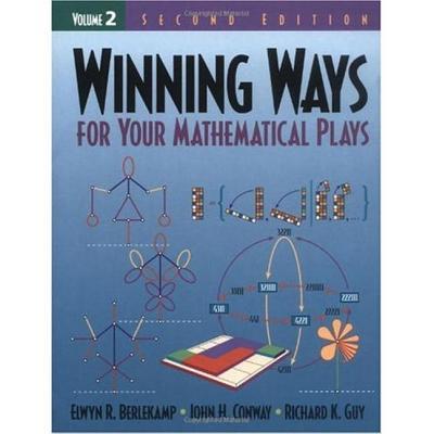 Winning Ways for Your Mathematical Plays, Volume 2 - Berlekamp, Elwyn R