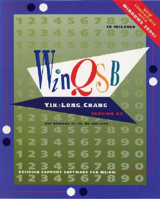 Winqsb - Chang, Yih-Long, and Desai, Kiran