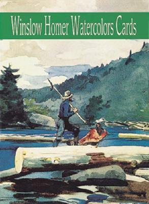 Winslow Homer Watercolors Cards - Homer, Winslow