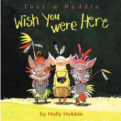 Wish You Were Here - Hobbie, Holly