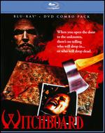 Witchboard [2 Discs] [Blu-ray/DVD] - Kevin S. Tenney