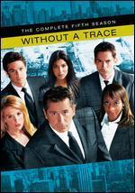 Without a Trace: Season 05