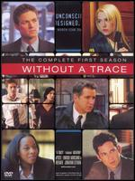 Without a Trace: The Complete First Season [4 Discs]