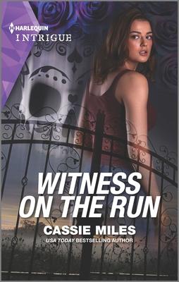 Witness on the Run - Miles, Cassie