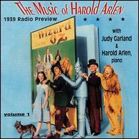 Wizard of Oz 1939 Radio Preview - Harold Arlen