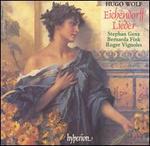Wolf: Eichendorff Lieder