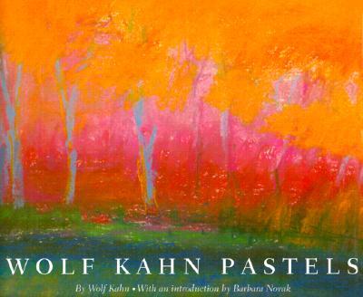 Wolf Kahn Pastels - Kahn, Wolf, and Novak, Barbara (Introduction by)