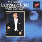 Wolf, Korngold: Eichendorff-Lieder