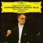 "Wolfgang Amadeus Mozart: Symphonie No. 41 ""Jupiter""; No. 40"